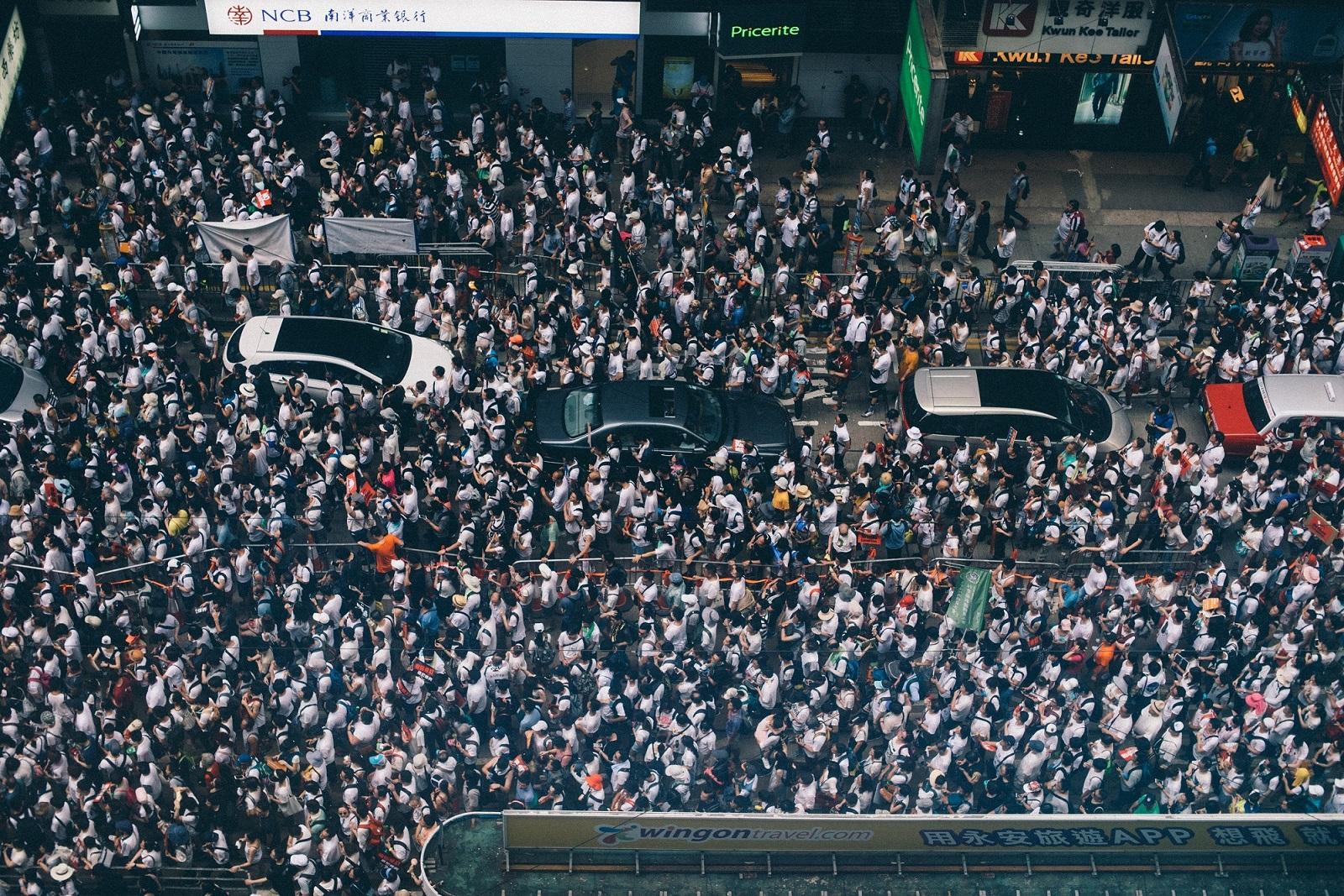 Hong Kong: origine e sviluppo della protesta