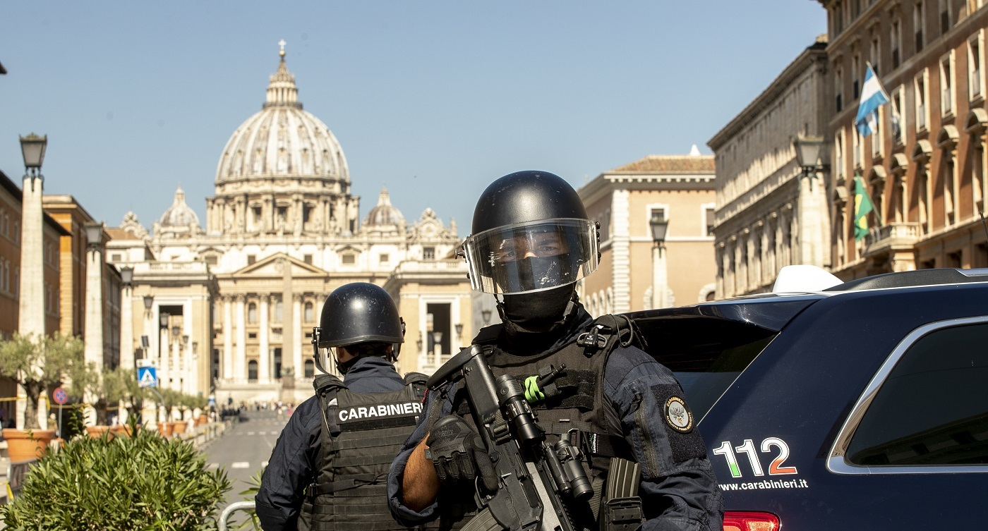 """Terrorism: Tackling the Threat to Italy's """"Exceptionalism"""""""