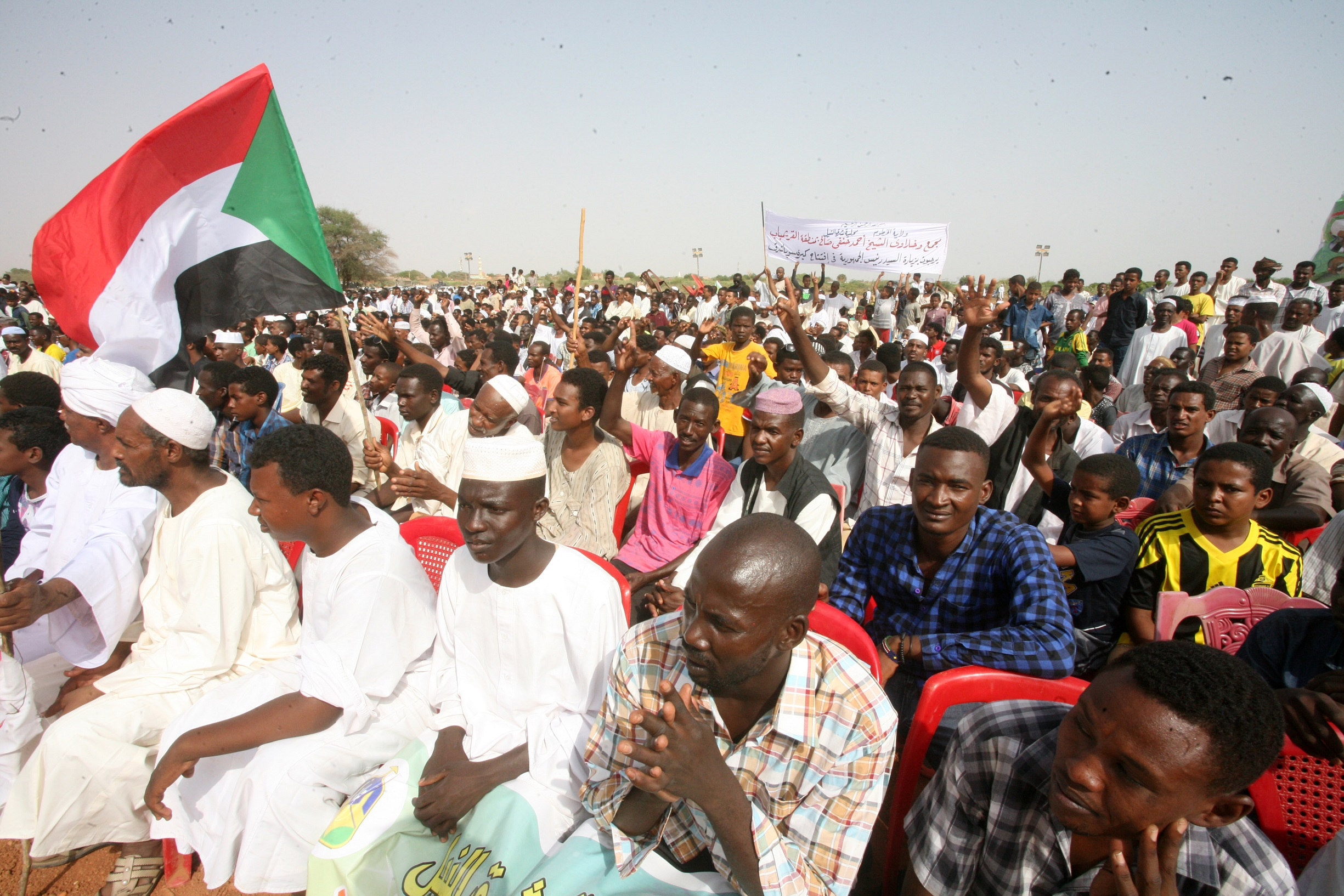 Sudan: State-Building After Bashir