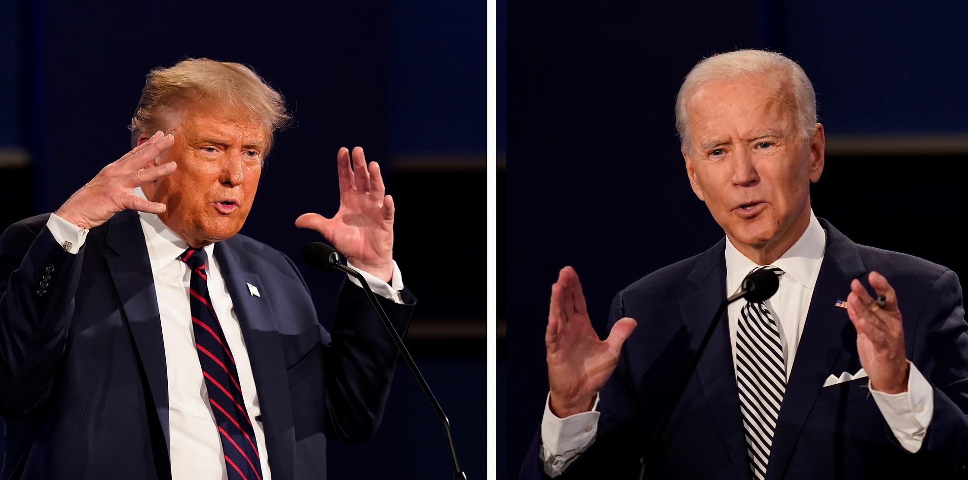 USA2020: Biden vs Trump, la resa dei conti