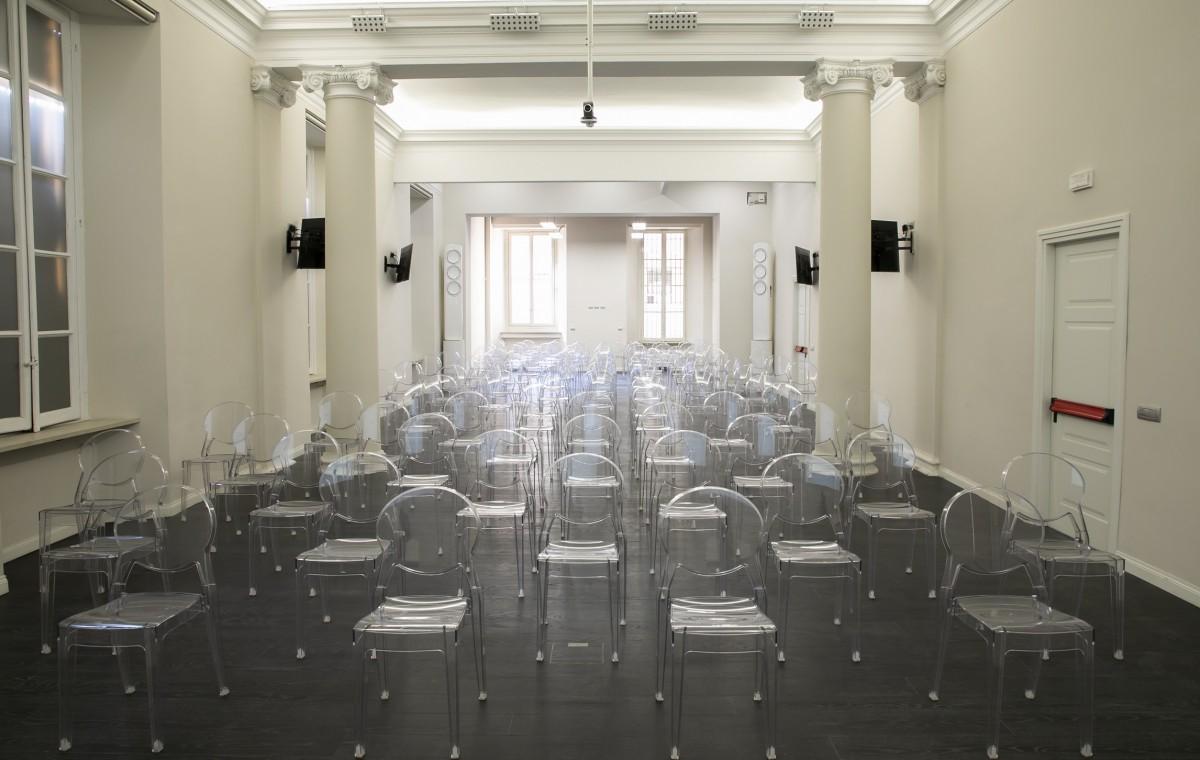 nuova ampliata sala conferenze