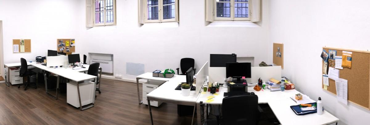 una nuova area uffici