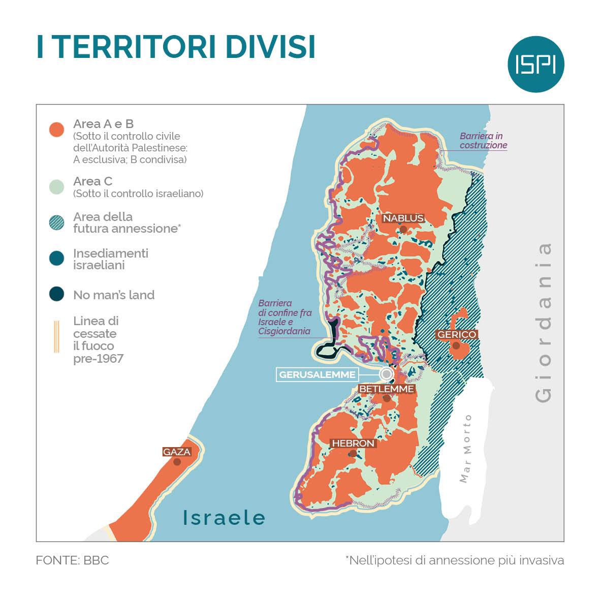 Israele Palestina Cartina.Israele Gaza Un Nuovo Vecchio Conflitto Ispi