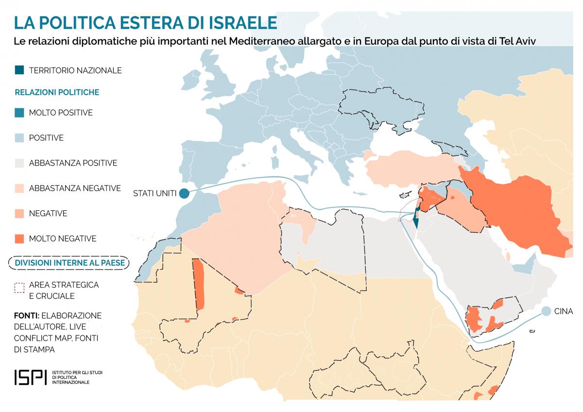 Cartina Politica Israele.Israele In Cerca Di Stabilita Politica