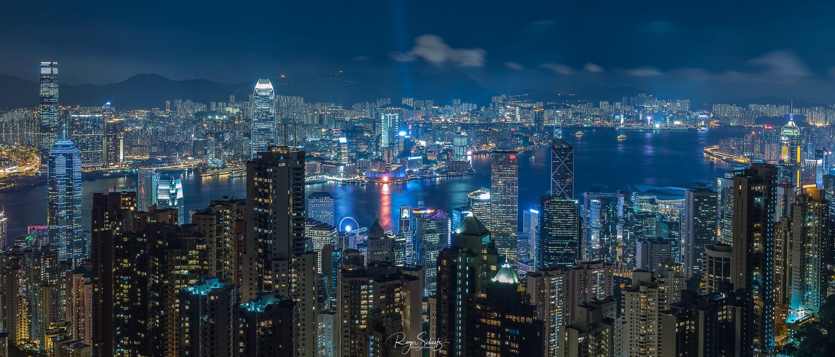 Posti per collegare a Hong Kong