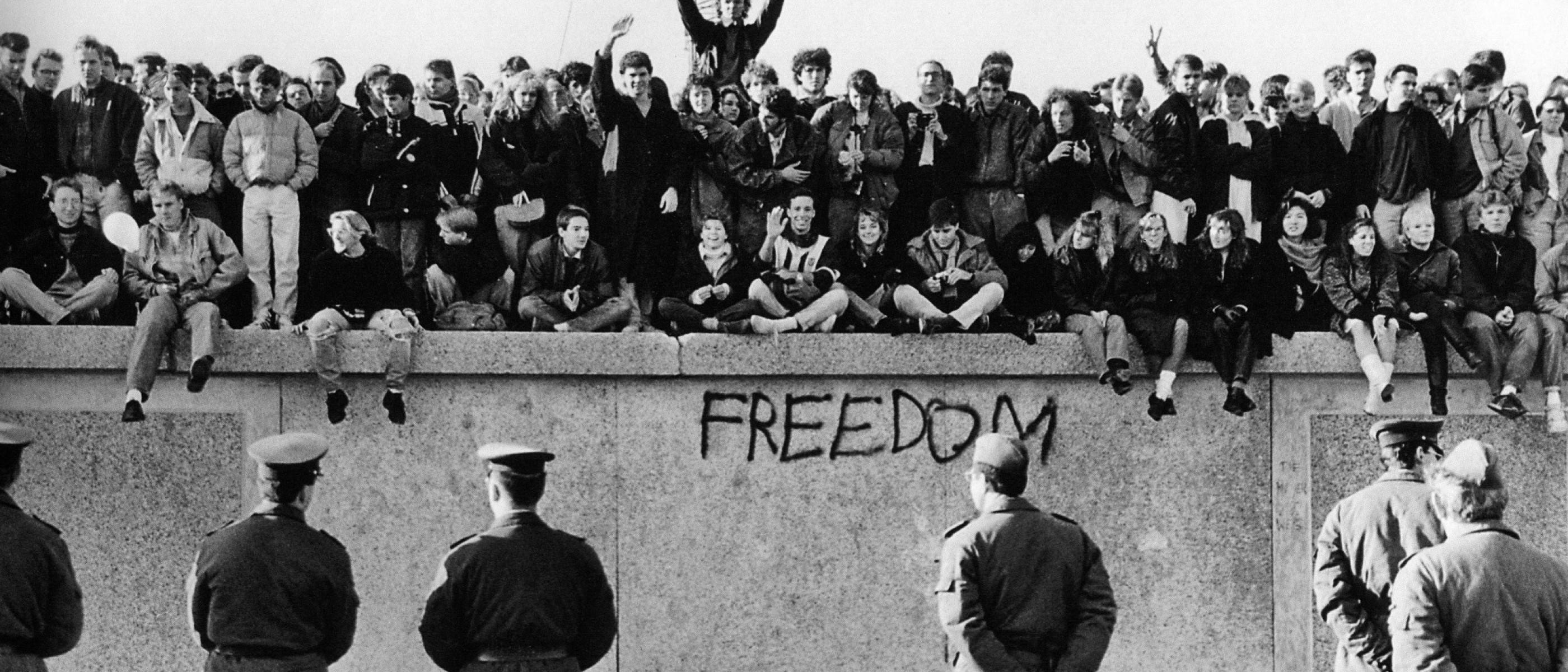 Come Abbattere Un Muro i muri che ancora dividono l'europa