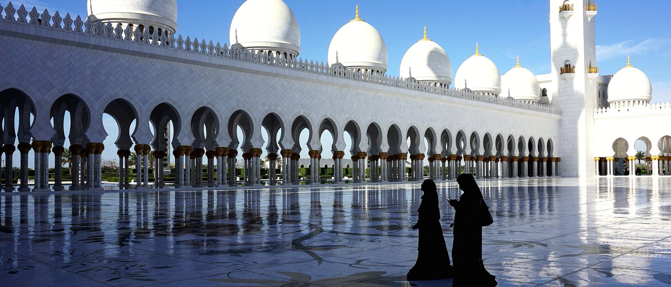incontri indiani a Abu Dhabi