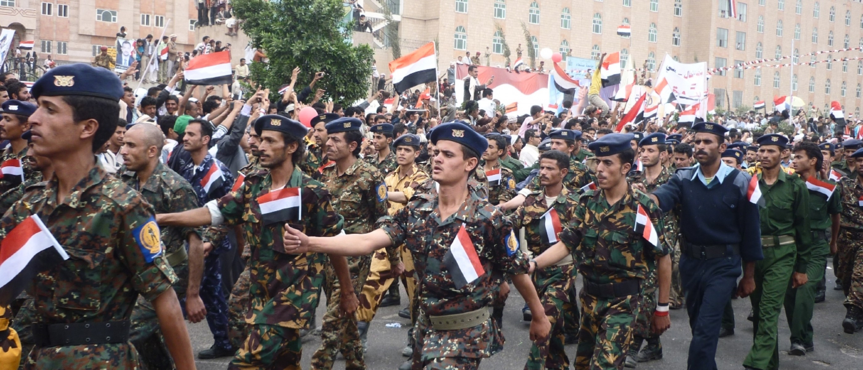 yemen s military from the tribal army to the warlords ispi