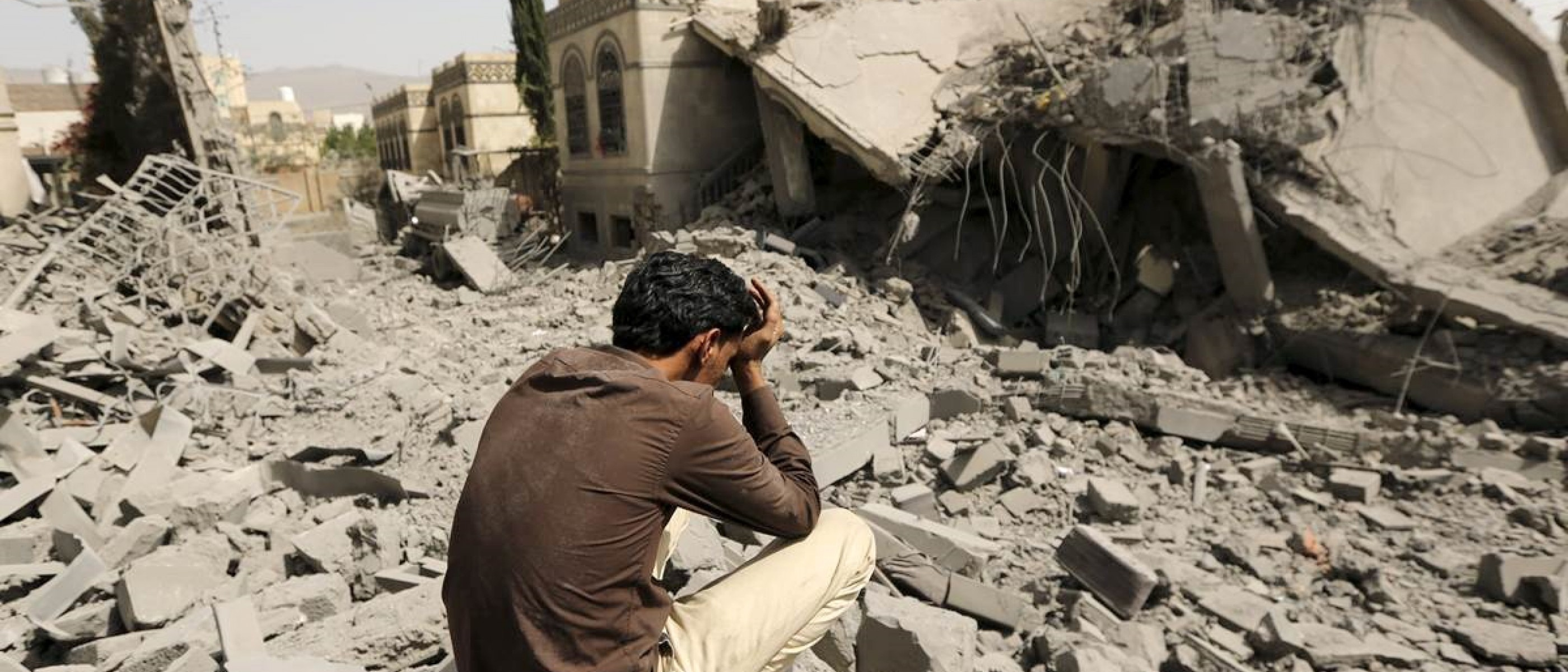 Trapped in War: Yemen, Three Years On | ISPI