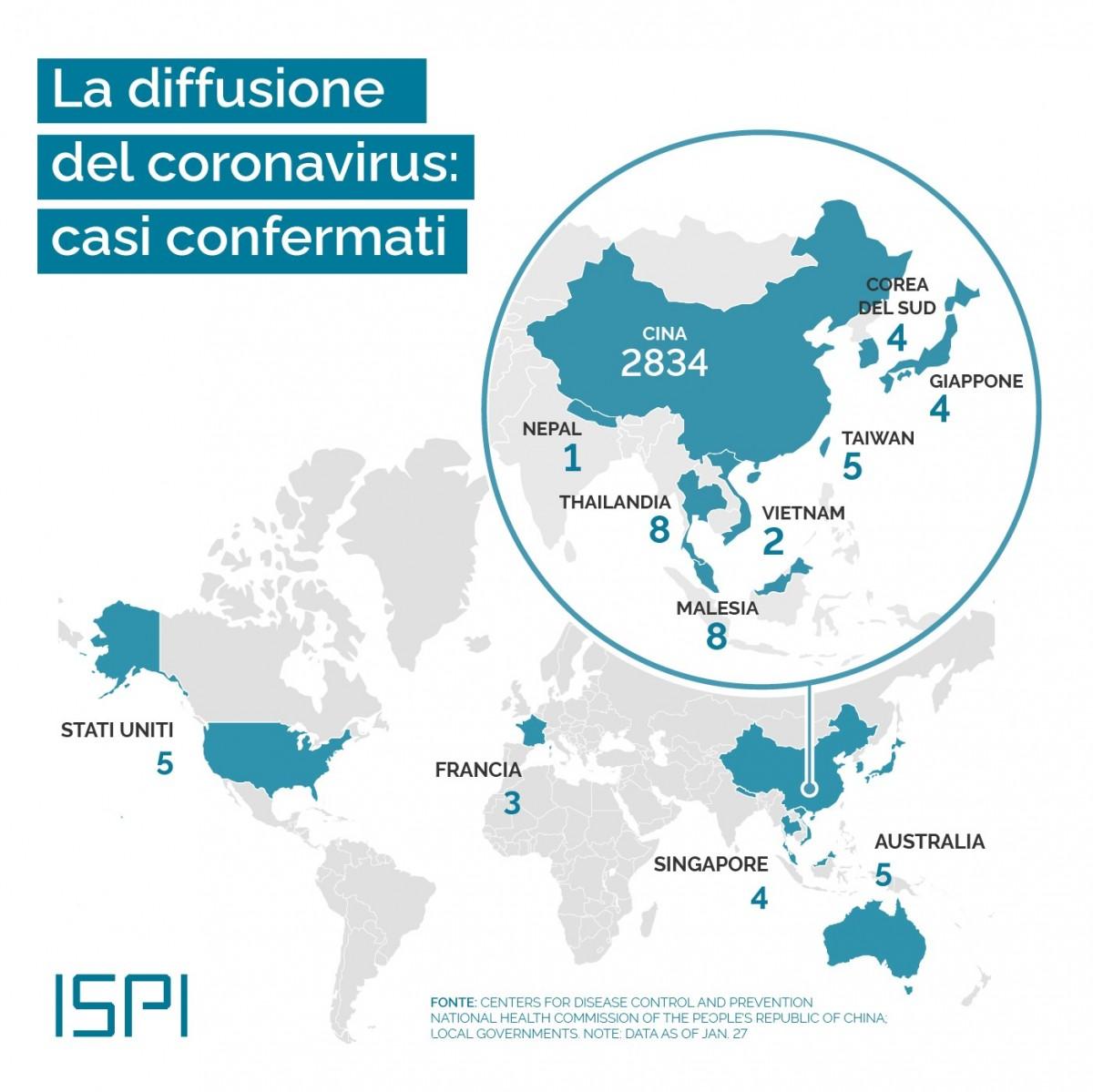 coronavirus francia numero contagiati
